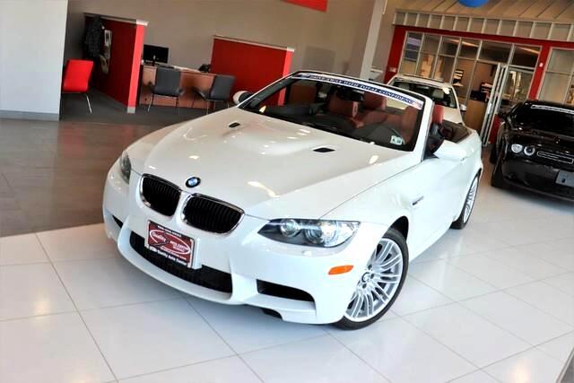 2013 BMW M3 2DR Convertible DCT