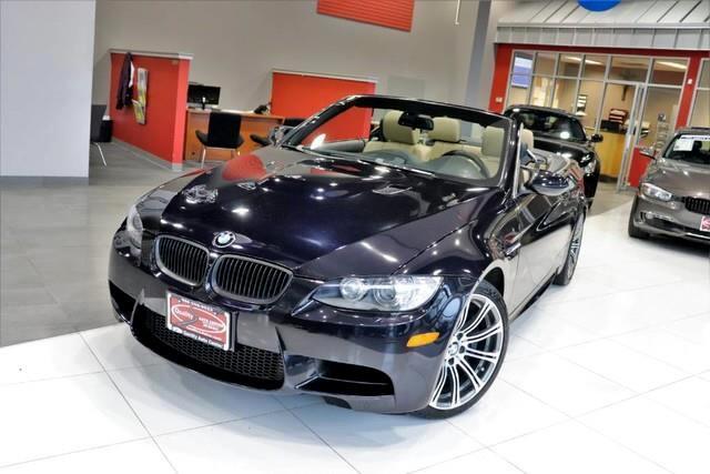 2008 BMW M3 Hard Top Convertible
