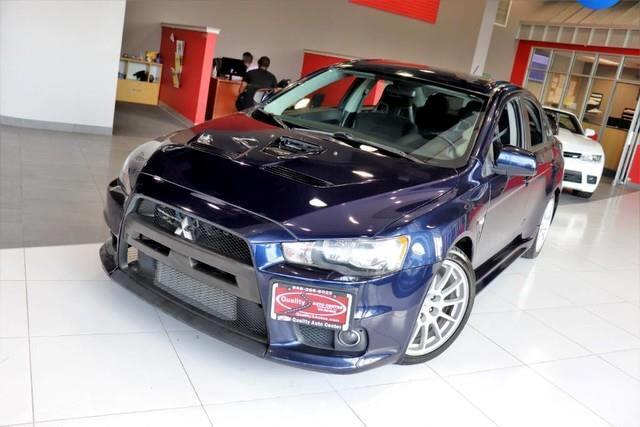 2014 Mitsubishi Lancer GSR