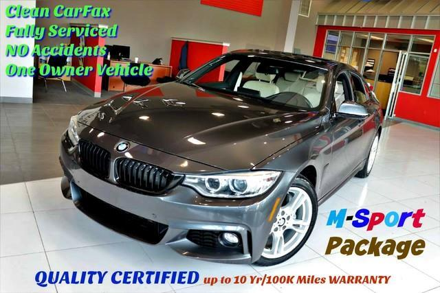 2016 BMW 4-Series Gran Coupe 428i xDrive M-Sport Package