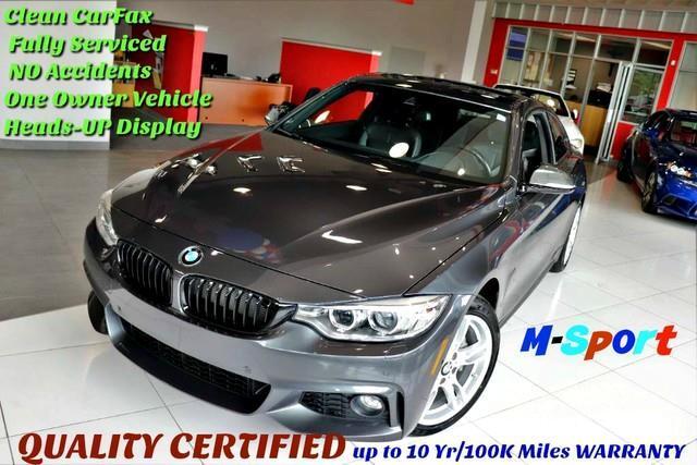 2016 BMW 4-Series 435i xDrive M-Sport Package