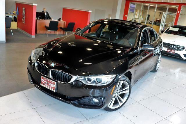 BMW 4-Series Gran Coupe  2017