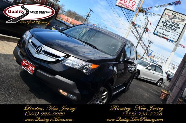 2009 Acura MDX 3.7L Technology Package
