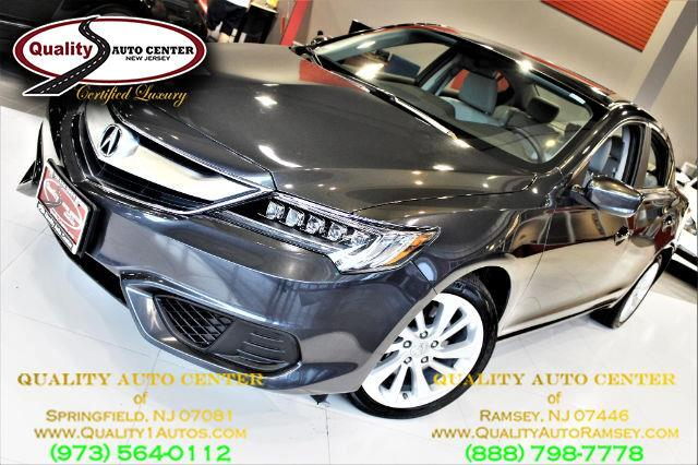 2016 Acura ILX 8-Spd AT w/ AcuraWatch Plus Package