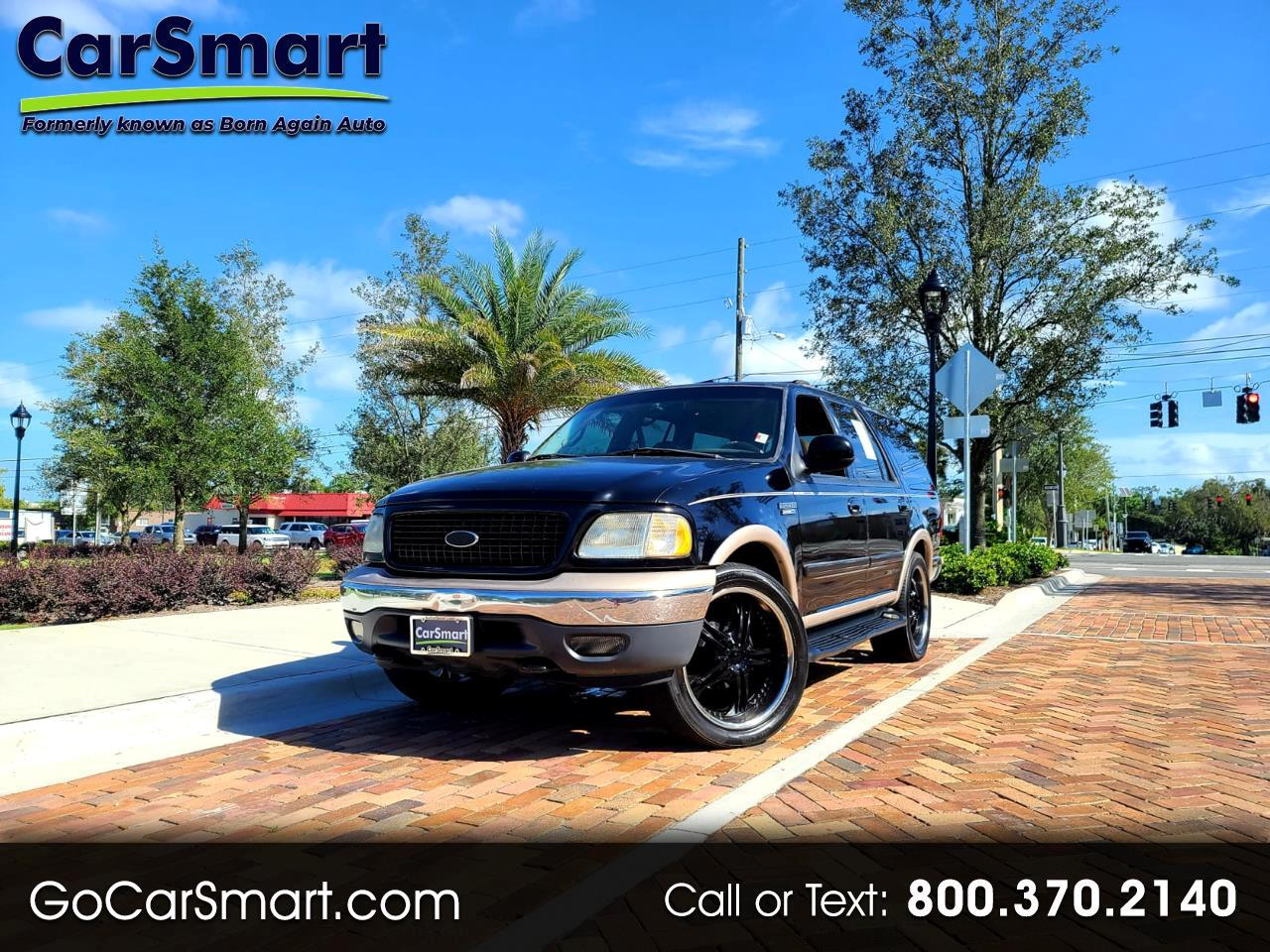 """Ford Expedition 119"""" WB Eddie Bauer 4WD 1999"""