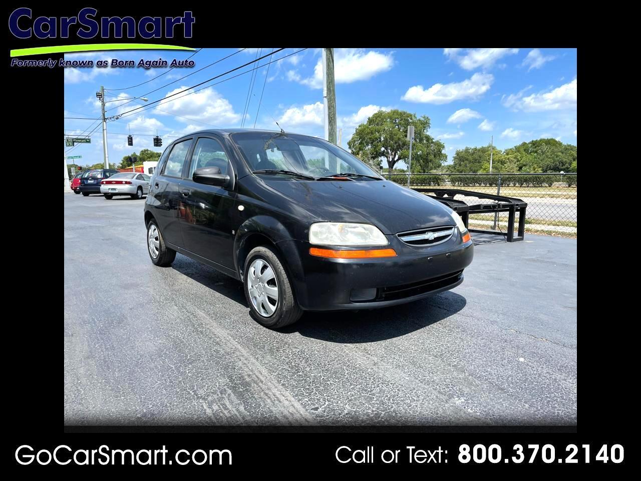 Chevrolet Aveo5 LS 2007