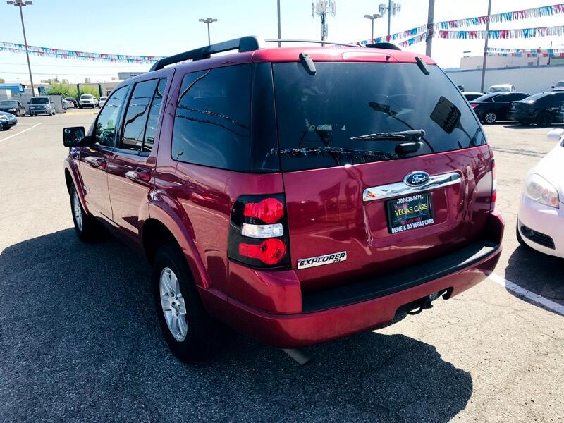 2008 Ford Explorer XLT 4.6L 2WD