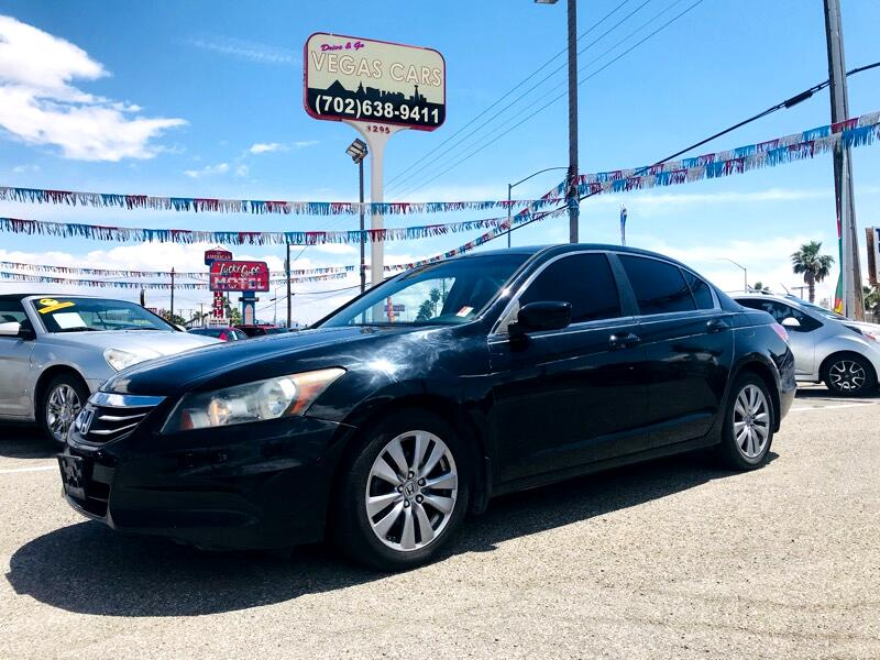 Honda Accord EX sedan 2011