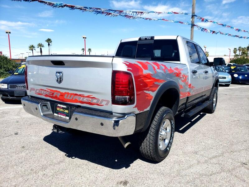 2016 RAM 2500 Power Wagon Crew Cab SWB 4WD