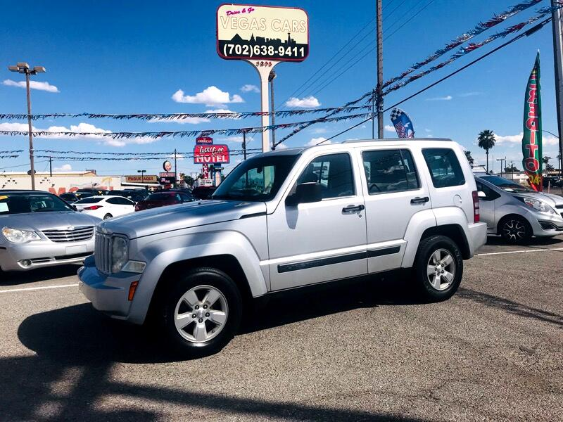 2010 Jeep Liberty Sport 2WD