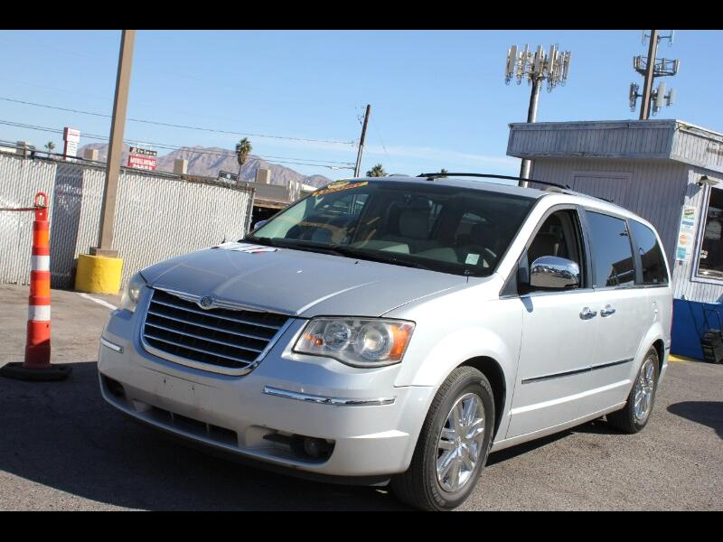 Chrysler Town & Country Limited 2008