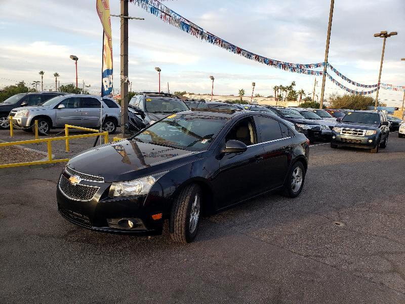 Chevrolet Cruze 1LT 2012