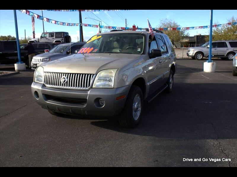 Mercury Mountaineer Convenience 4.6L 2WD 2005