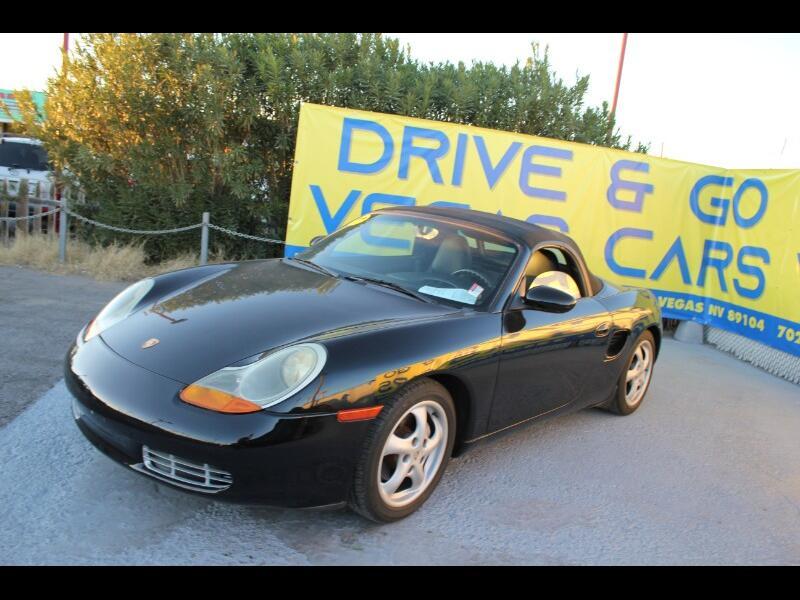 Porsche Boxster Base 1999