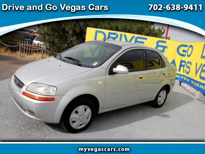 Chevrolet Aveo LS Sedan 2006