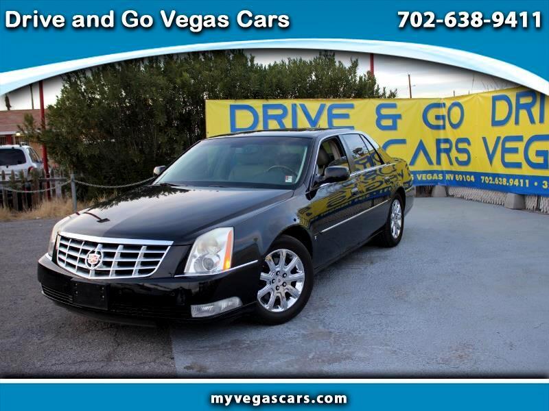 Cadillac DTS Luxury II 2008