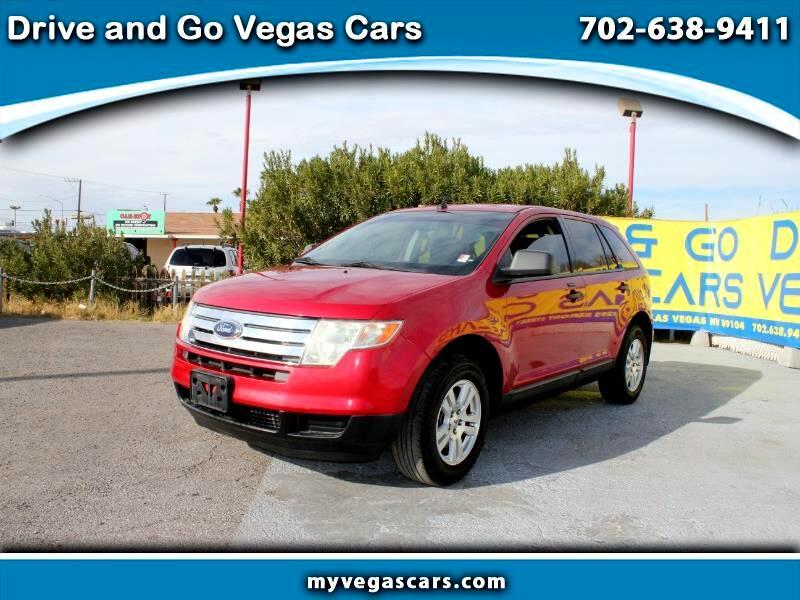 Ford Edge SE FWD 2010