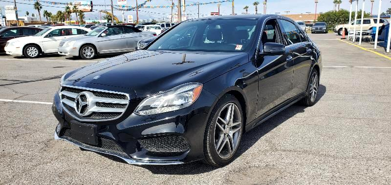 Mercedes-Benz E-Class E350 Sport Sedan 2016