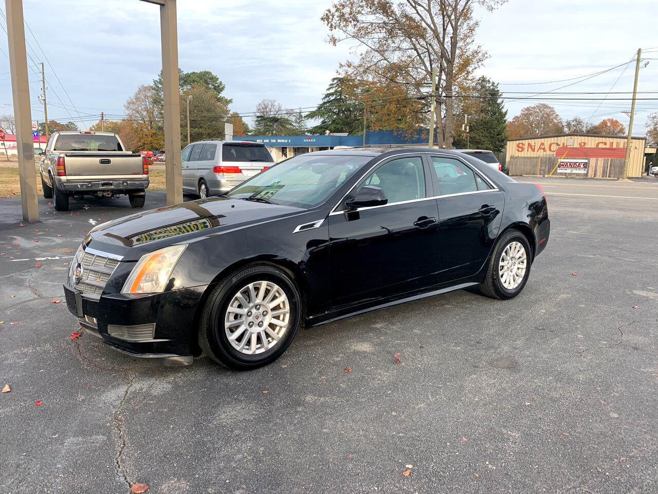 Cadillac CTS 3.0L Luxury AWD 2011