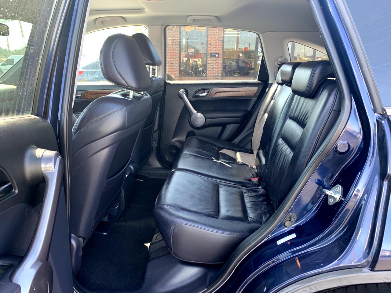 Honda CR-V EX-L 4WD 5-Speed AT 2009