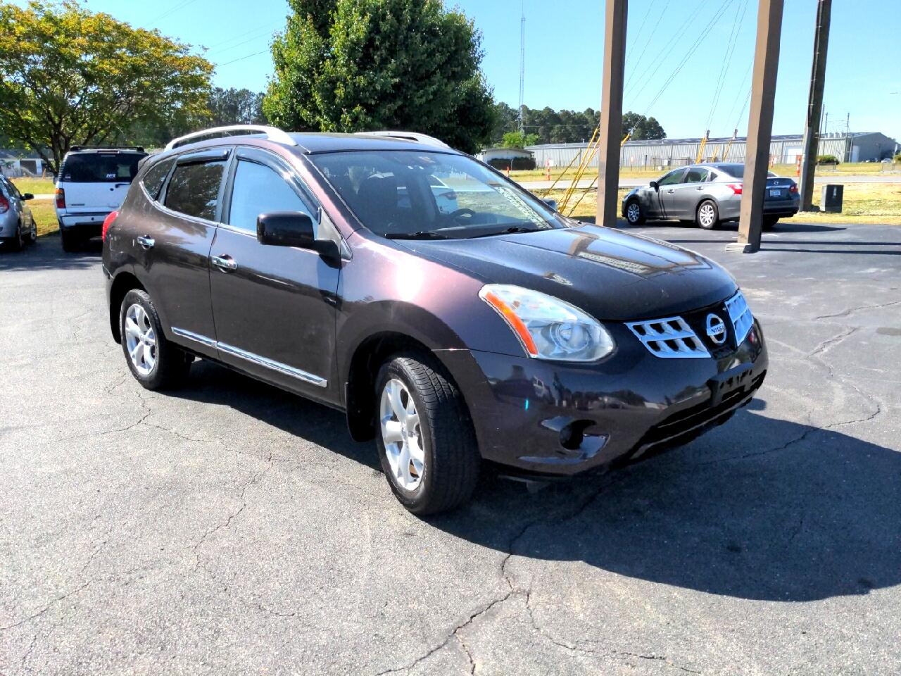Nissan Rogue S AWD 2011