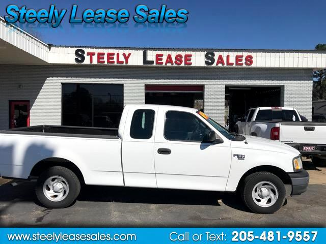 2001 Ford F-150 2WD SuperCab 145