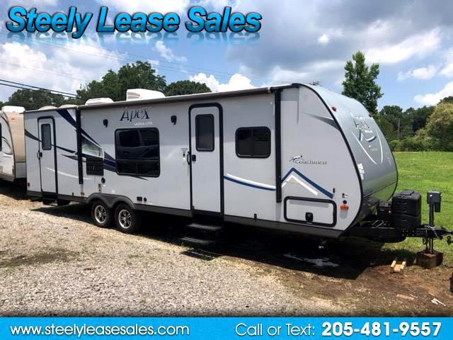 2017 Coachmen Apex Ultra-Lite