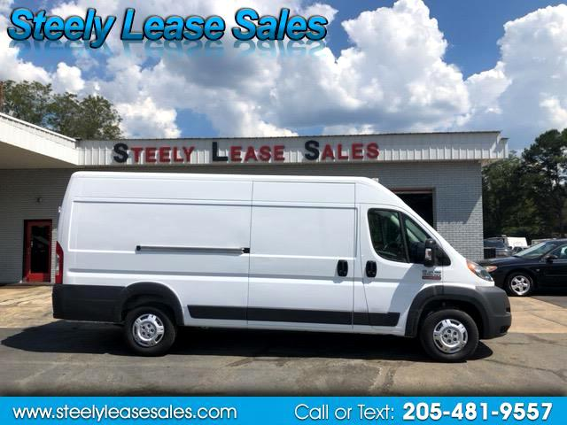2017 RAM Promaster 3500 High Roof Tradesman 159-in. WB Ext