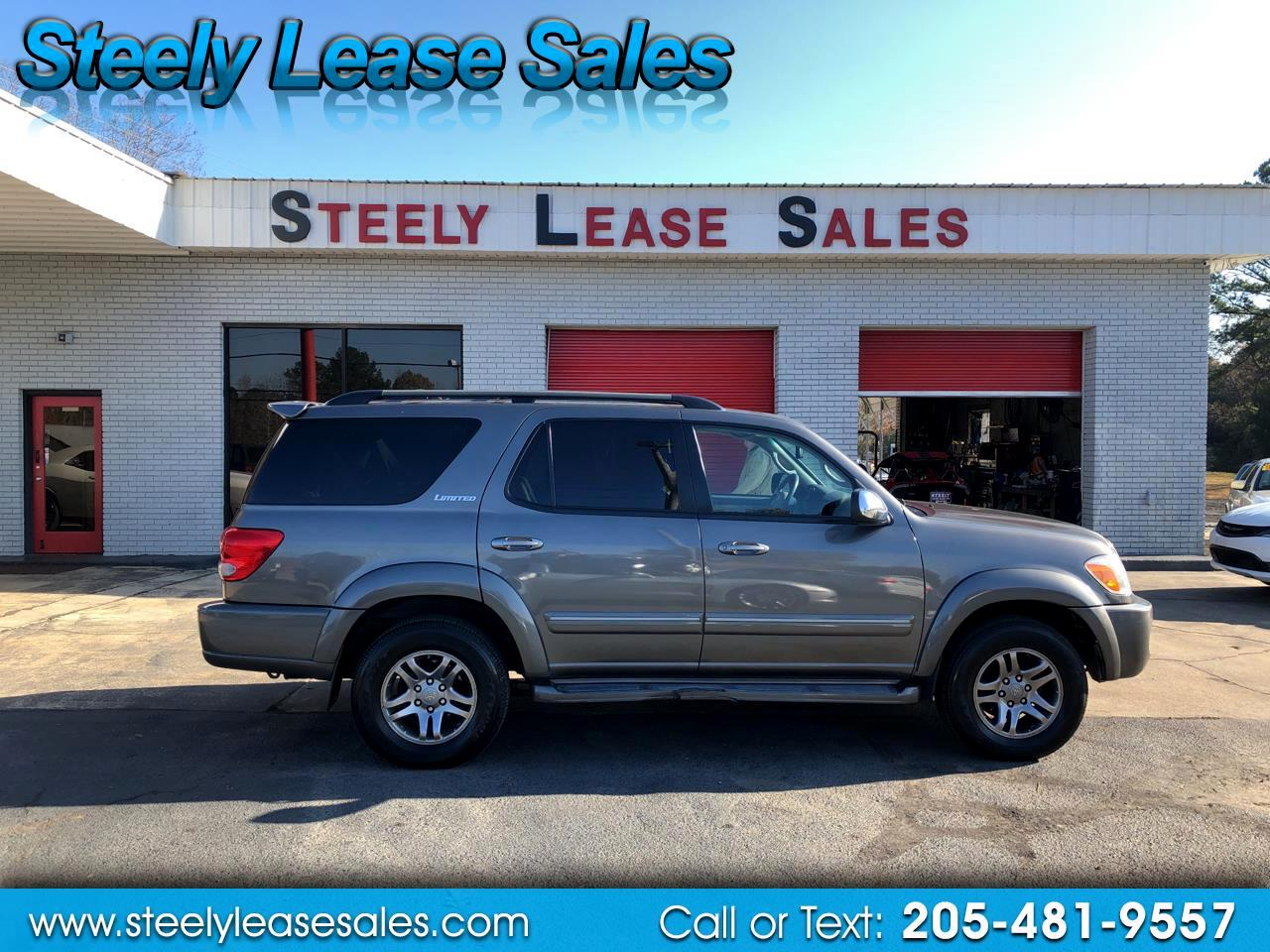 2007 Toyota Sequoia 4WD 4dr Limited (Natl)