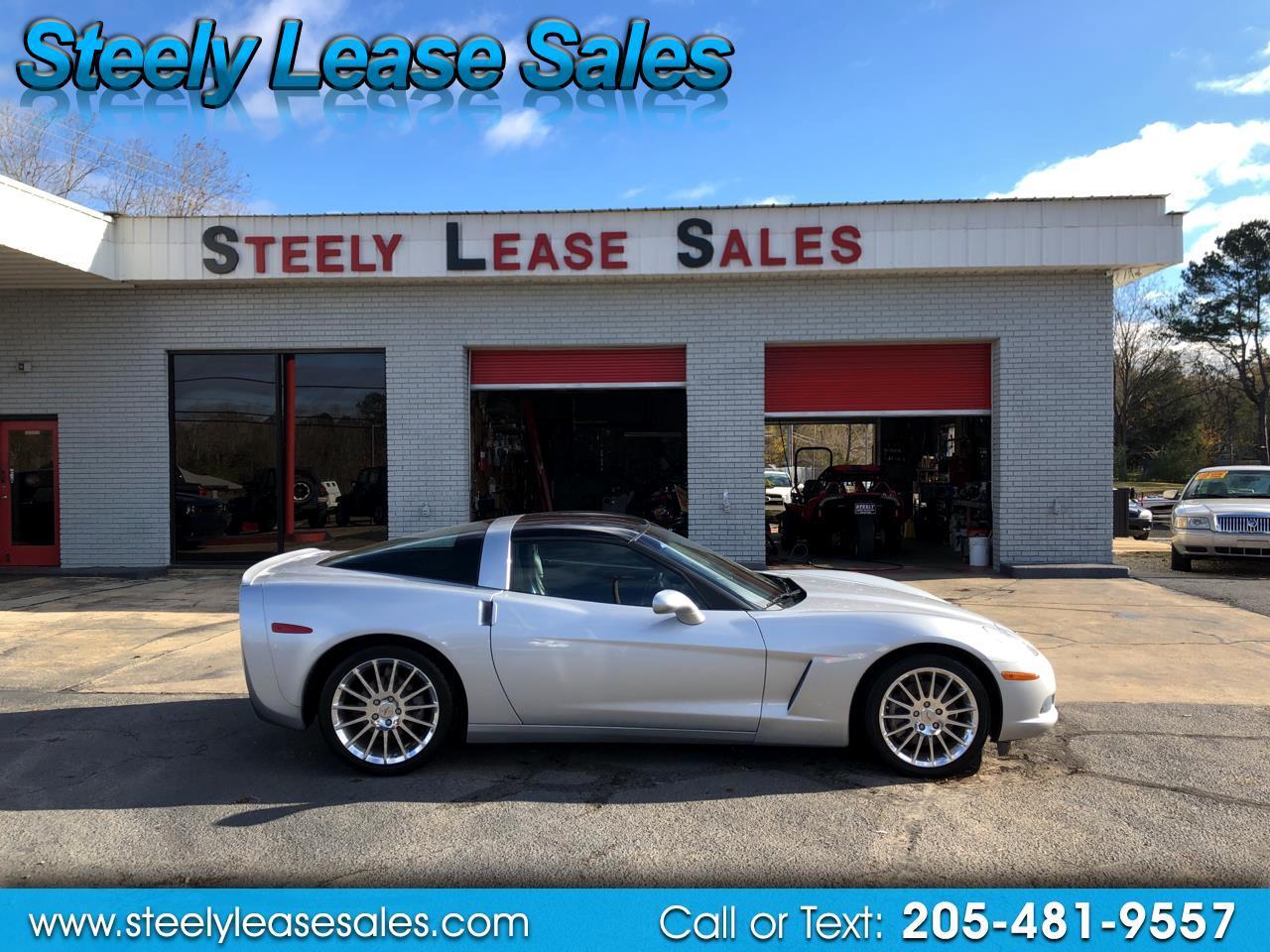 2010 Chevrolet Corvette 2dr Cpe w/1LT