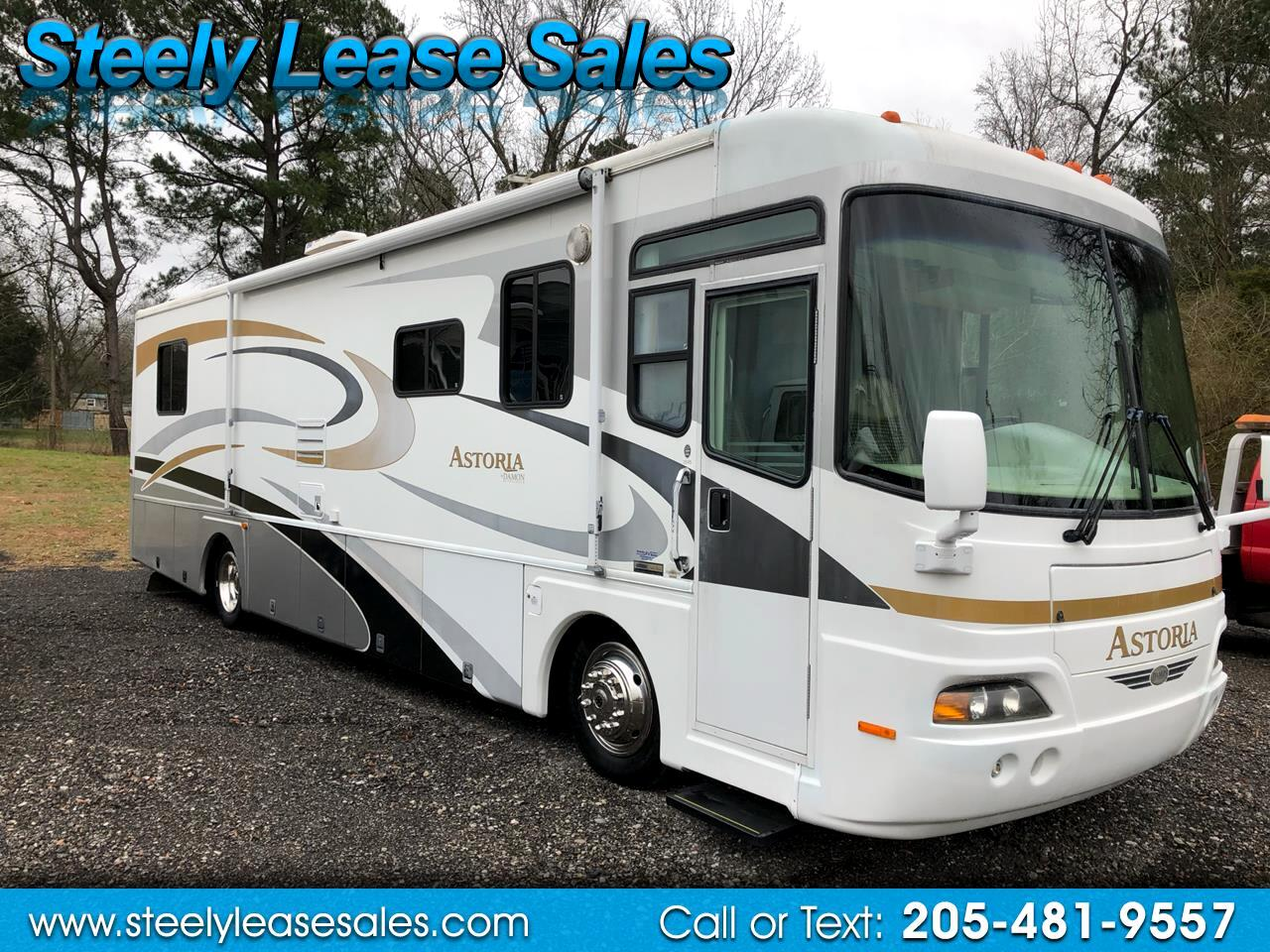 2005 Damon Motor Coach Astoria