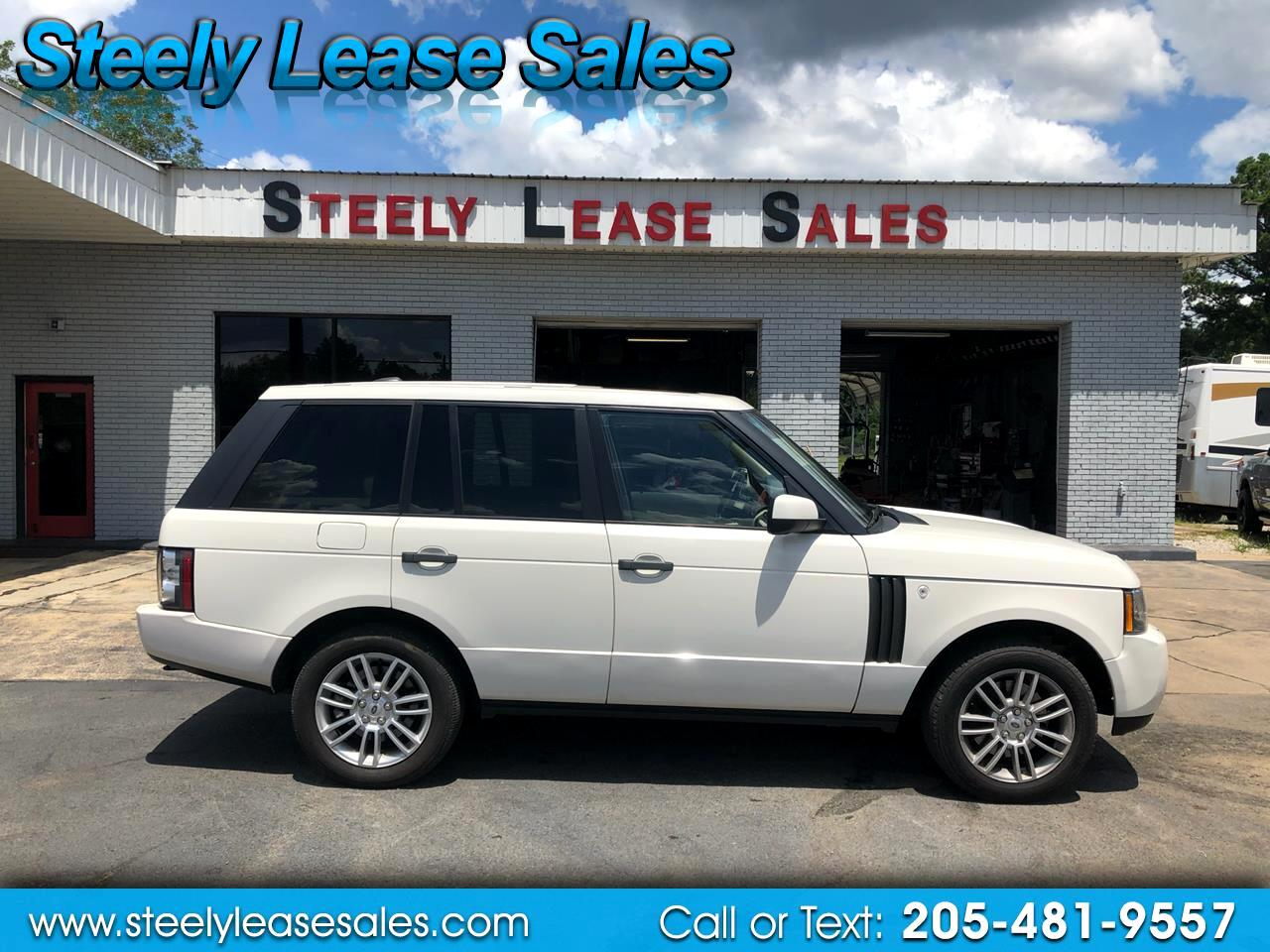 2010 Land Rover Range Rover 4WD 4dr HSE