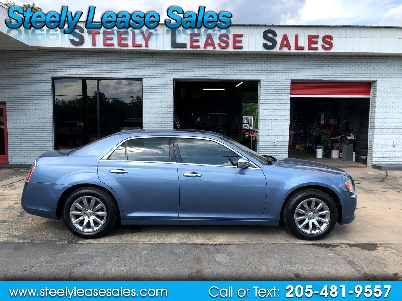 2011 Chrysler 300 4dr Sdn 300C RWD