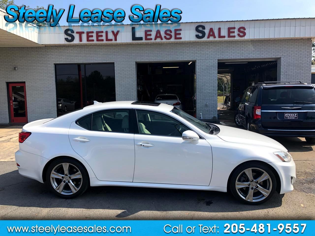 Lexus Is 250 Lease >> Used 2012 Lexus Is 250 In Bessemer Al Auto Com Jthbf5c27c5179953