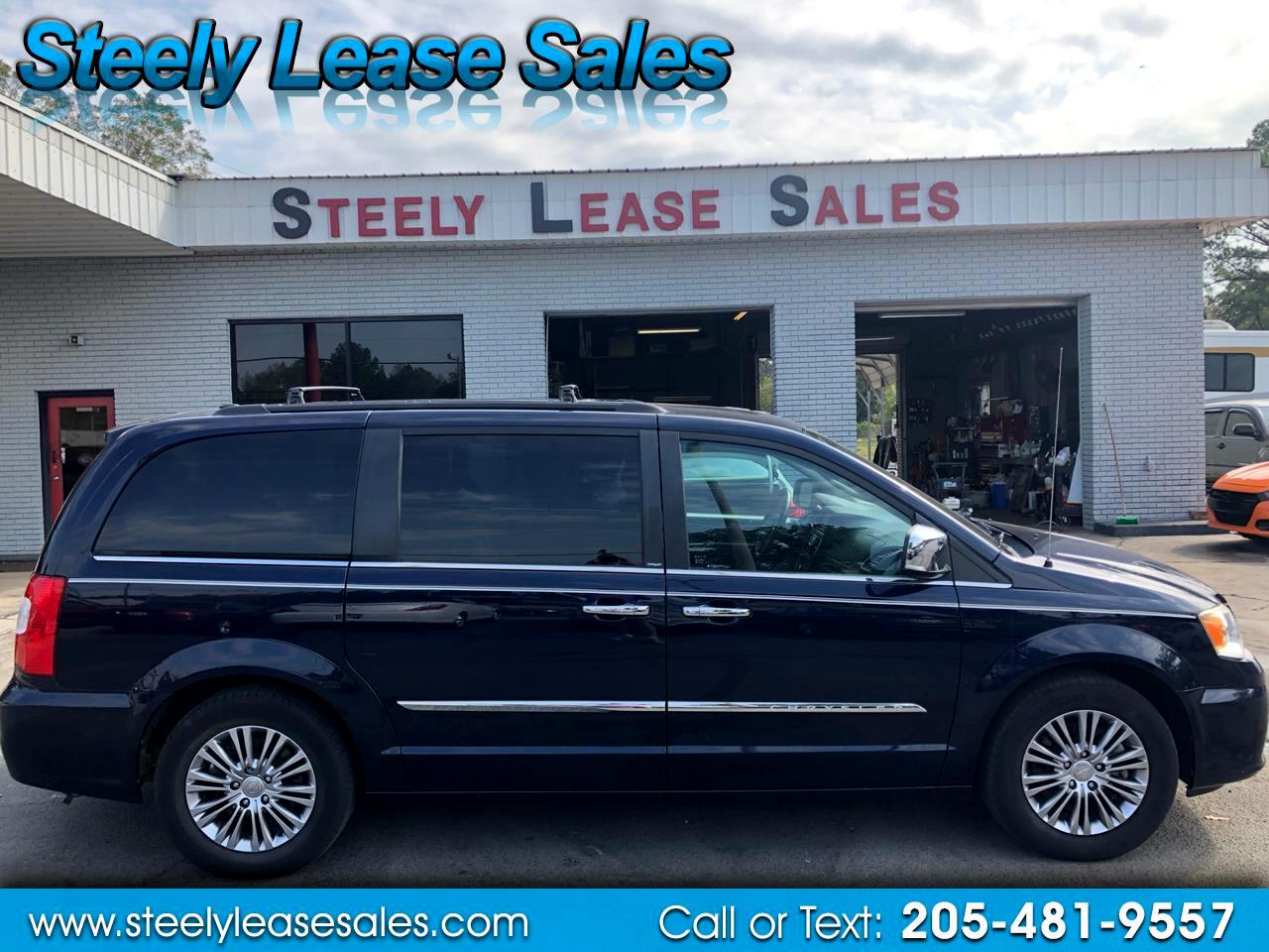 2013 Chrysler Town & Country 4dr LWB Touring FWD