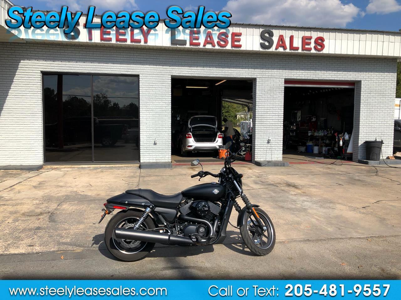 Harley-Davidson XG750  2015