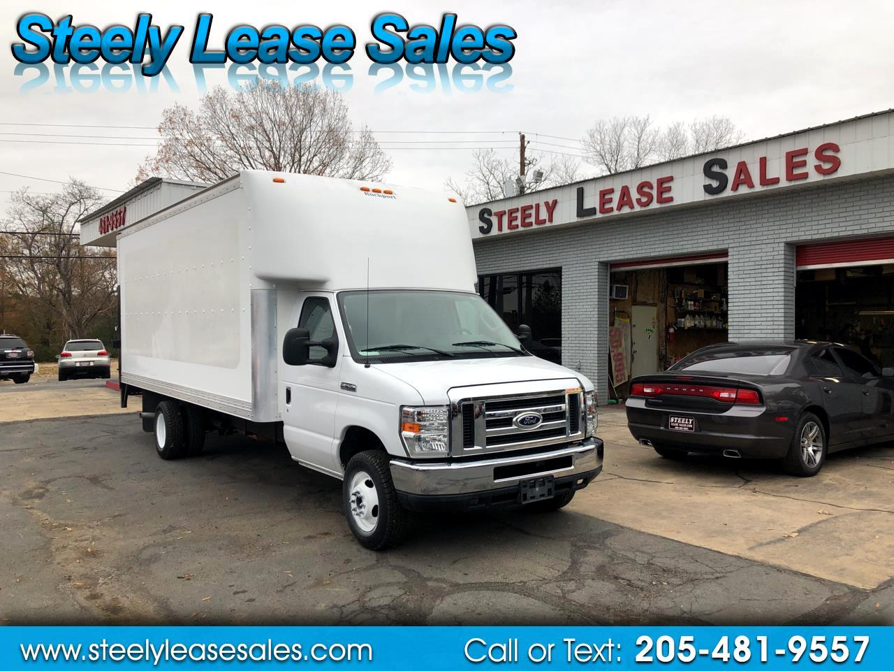 "Ford Econoline Commercial Cutaway E-450 Super Duty 158"" DRW 2014"