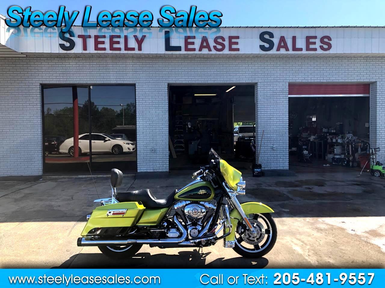 Harley-Davidson Street Glide Base 2011