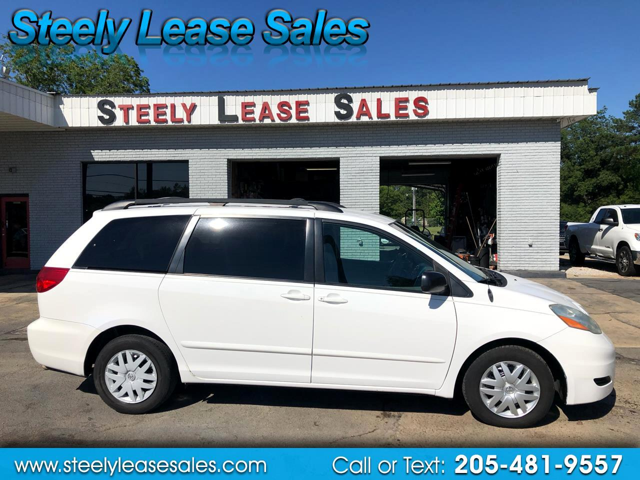 Toyota Sienna 5dr 8-Pass Van LE FWD (Natl) 2007