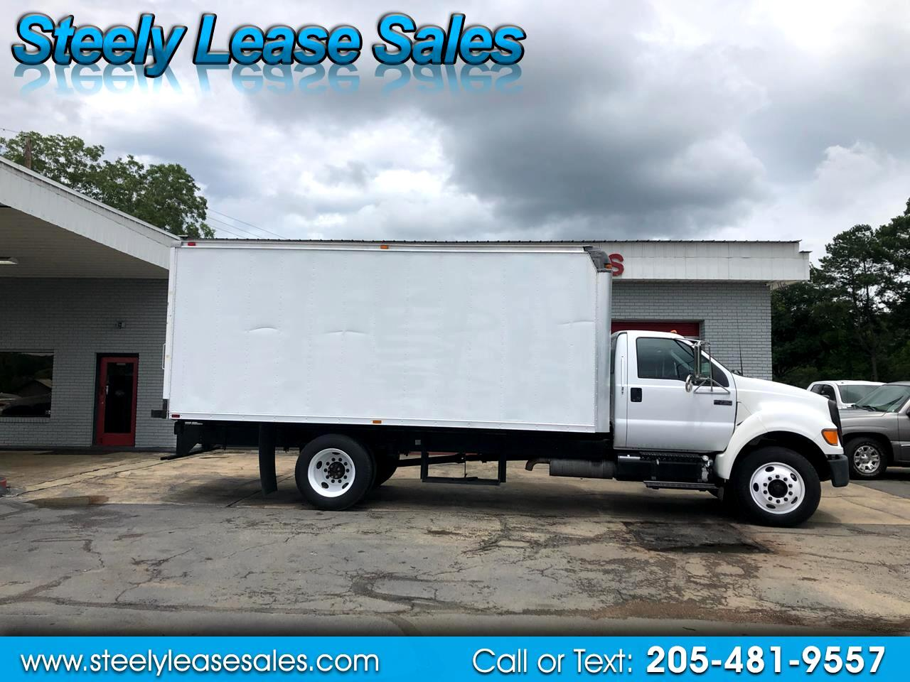 Ford Super Duty F-750 Straight Frame  2005