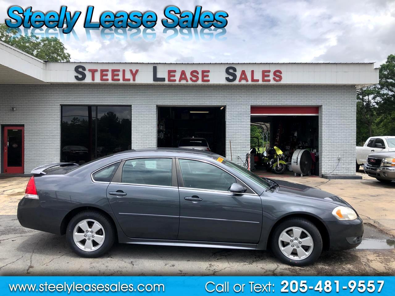 Chevrolet Impala 4dr Sdn LT 2010