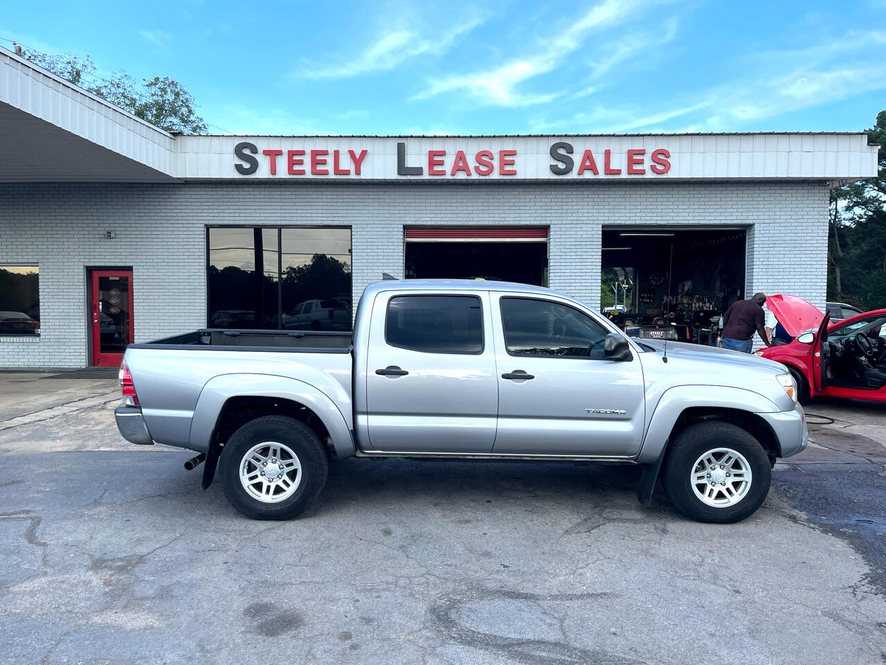 Toyota Tacoma 2WD Double Cab I4 AT PreRunner (Natl) 2015