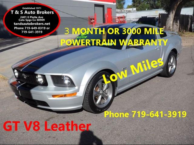 2006 Ford Mustang GT Premium Low Miles