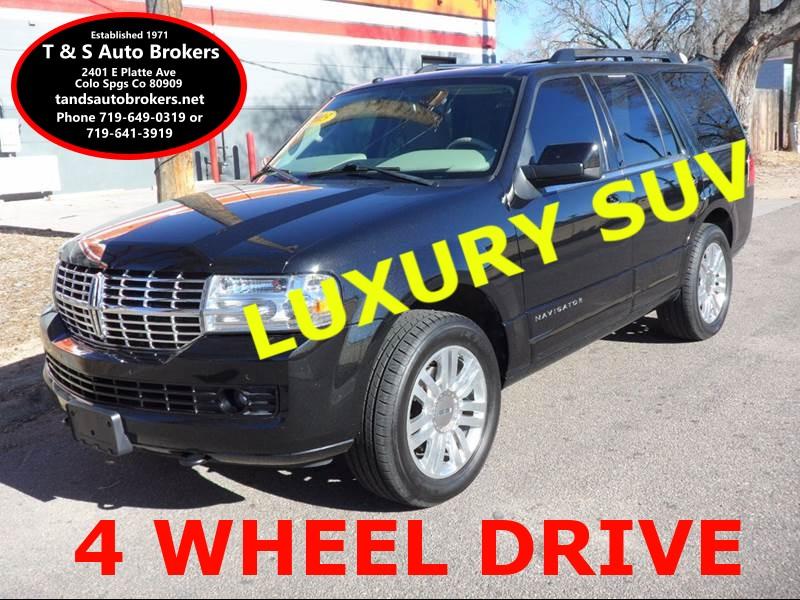 2013 Lincoln Navigator LUXURY SUV 4X4
