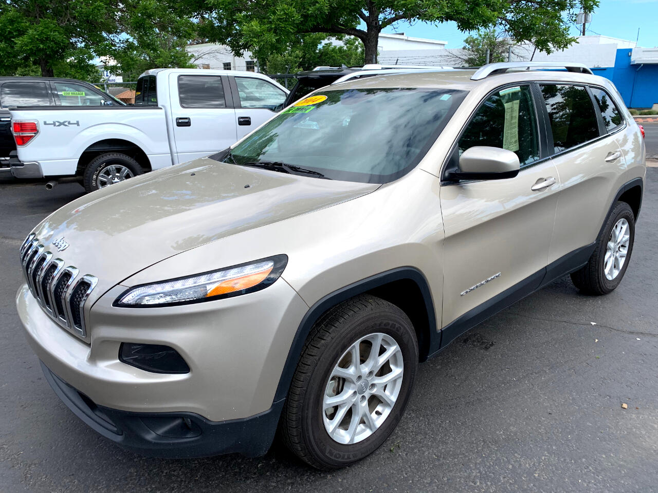 2014 Jeep Cherokee ONE OWNER LATITUDE 4X4