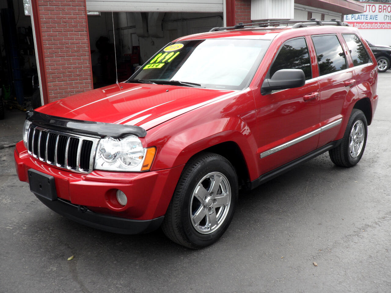 2005 Jeep Grand Cherokee 5.7L V8 LIMITED 4WD