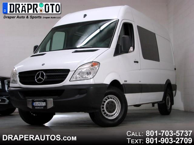 "2011 Mercedes-Benz Sprinter 2500 Crew Van High Roof 144"" WB"
