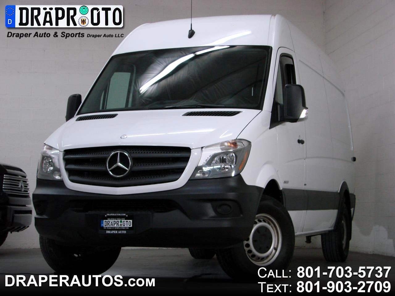 2016 Mercedes-Benz Sprinter Cargo Vans 2500