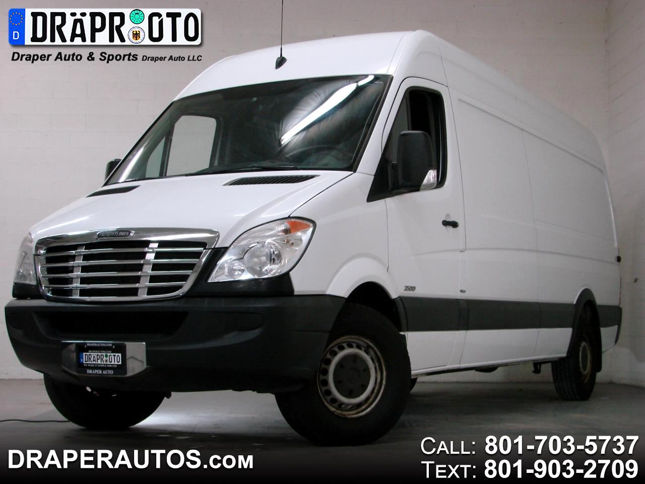 2011 Mercedes-Benz Sprinter Cargo Vans 2500 170""