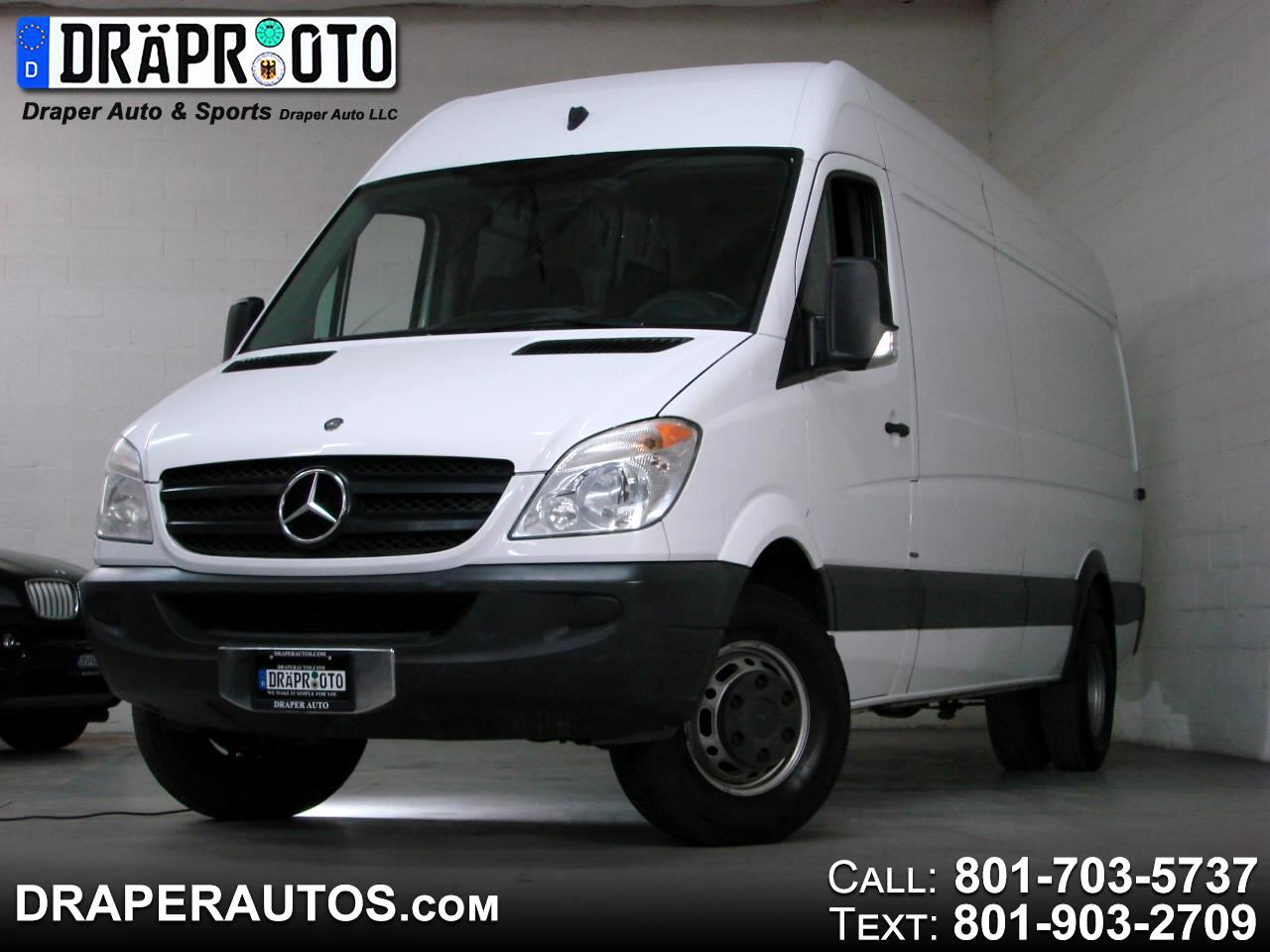 2012 Mercedes-Benz Sprinter Cargo Vans 3500 170